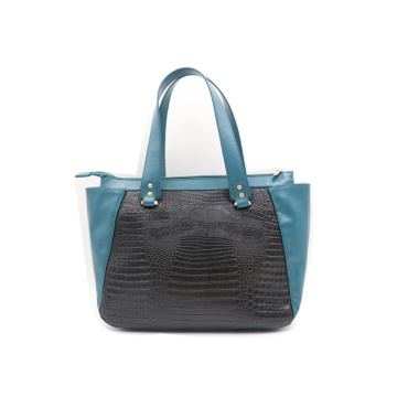 Single shoulder tote bag elegant
