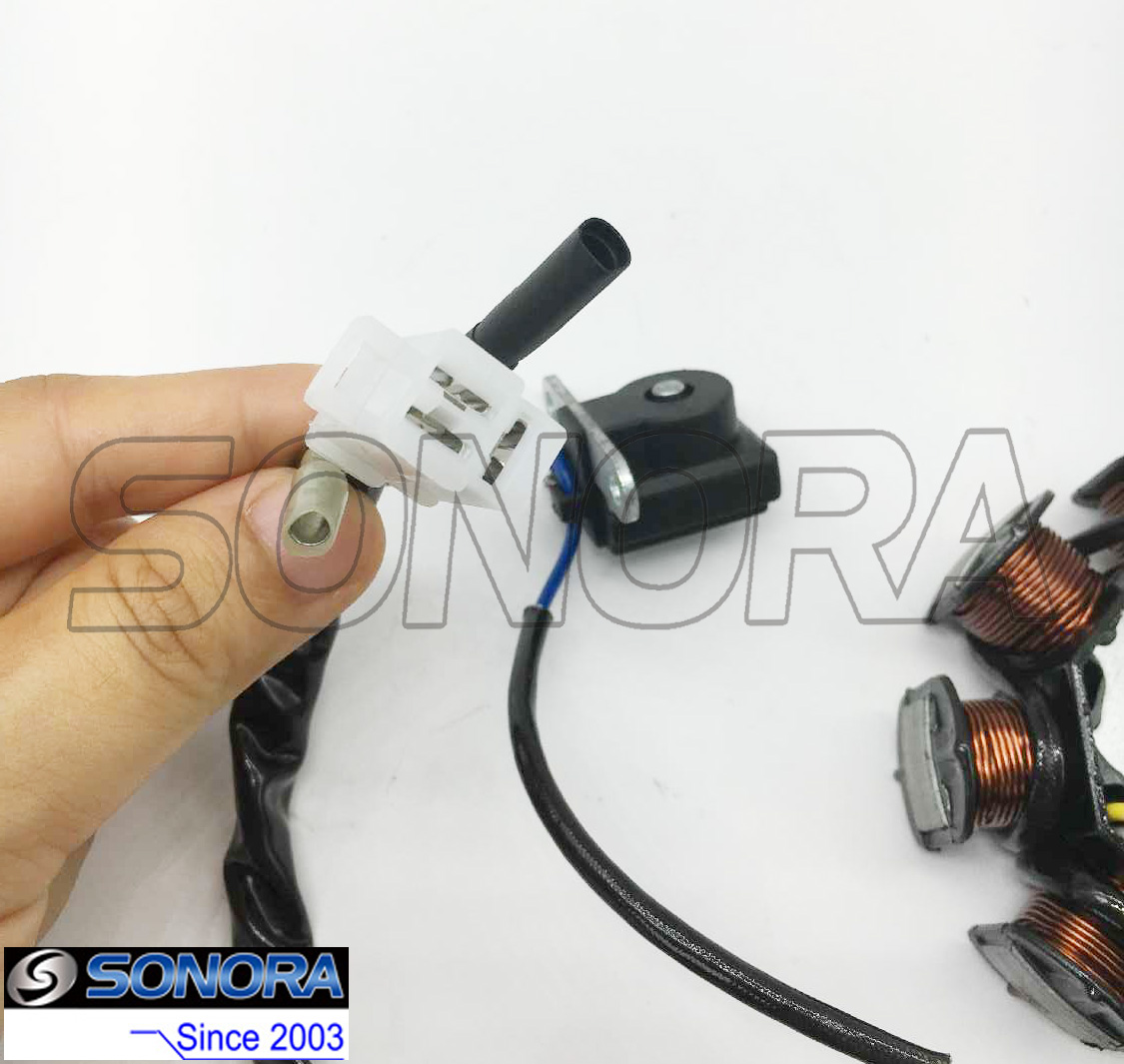 Benzhou scooter coil ignition