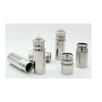 Metal packaging Aluminum canisters Anomatic