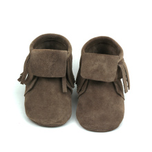Mix Color Baby Newborn Shoes Safty Leather Boot