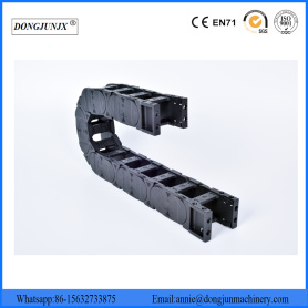Industrial Machine PA66 Cable Drag Chain