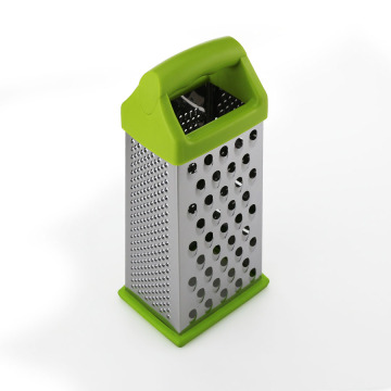 4 Sided Box Stainless Steel Cheese Grater