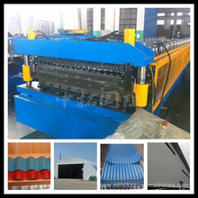 Good Quality for Glazed Tile Roll Forming Machine, Double Layer Roll Forming Machine Exporters Corrugated Metal Roof Sheet Rolling Forming Machine supply to Cayman Islands Manufacturers