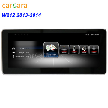 Dispositivo Android W212 10,25 para Benz