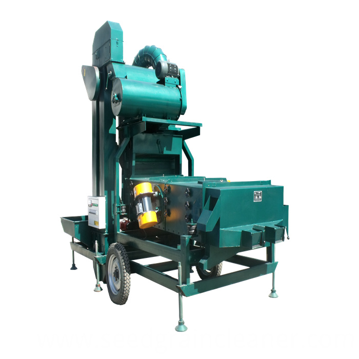 5cdh Wheat Seed Cleaner