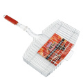 Grill basket barbecue mesh rack