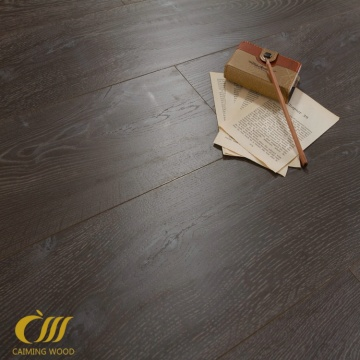 Soundproof Hickory Laminate Flooring Attached Pad