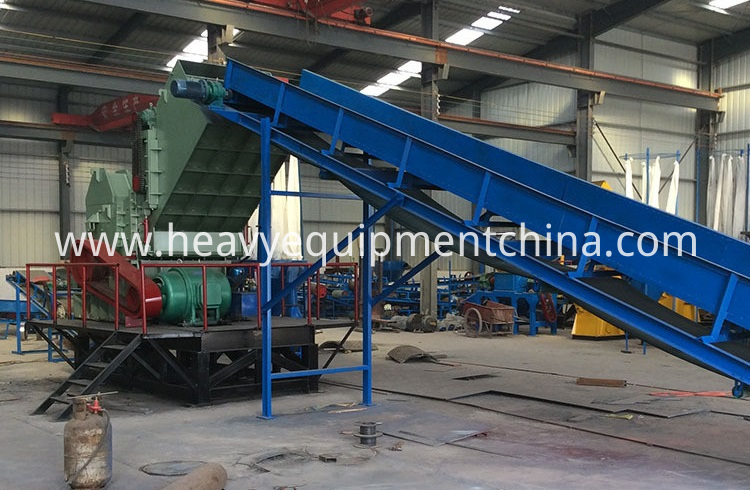 Metal Crusher Machine