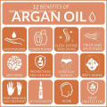 100% pure hair argan oil moroccan argan oil
