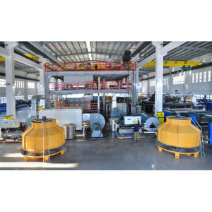 SMS PP Spun Bond Nonwoven Fabric Making Machine