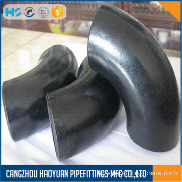 Carbon Steel Long Radius Butt Welding Seamless Elbow