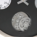 16 Inches Gear Walll Clock With 3 Circles