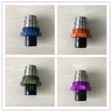 Purple FF5A Male ISO16028 Quick Coupling