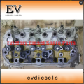 S6E cylinder head block crankshaft connecting rod