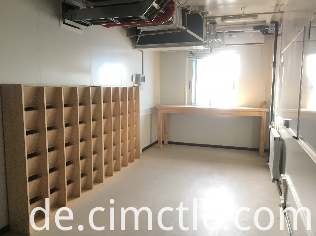 Modular Office Building Container Type