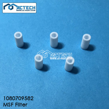 Nozzle filter for Panasert MSF machine