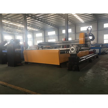 5 Axis CNC Plasma Cutting Machine