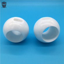 wear resistant ZrO2 zirconia ceramic valve sleeve bush