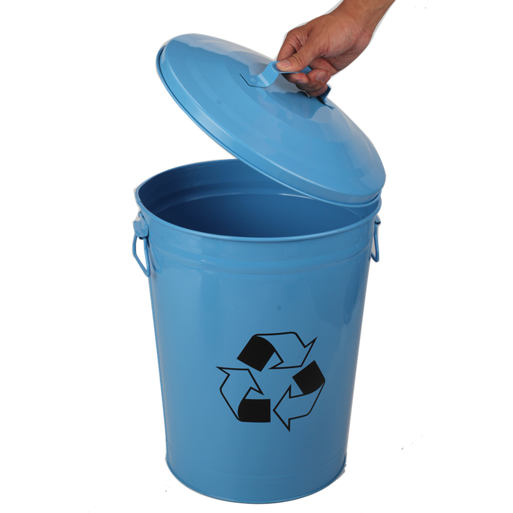 23l Eco Friendly Garden Trash Can Container