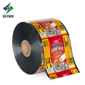 Sunflower Seeds Metalized Laminated Packaging Film food