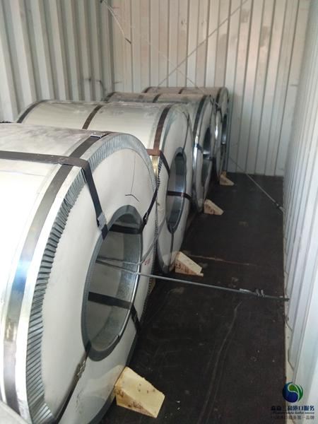 Steel material galvanized coil (4)