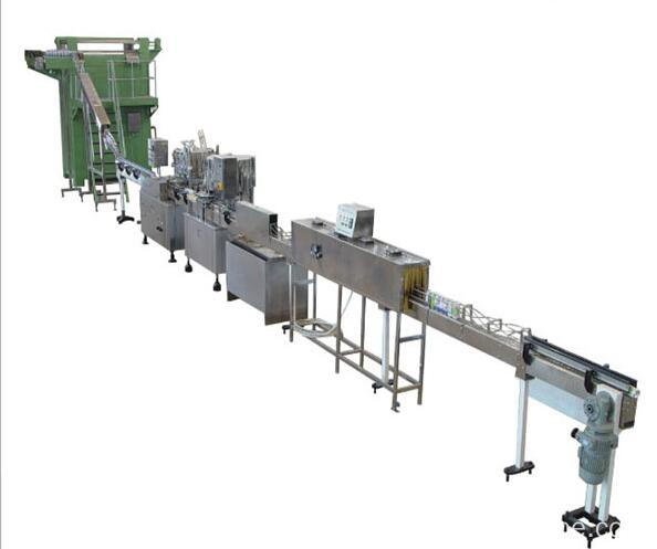 Liner Aluminum Can Filling and Sealing Machine