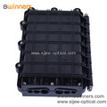 48 Core 3 In 3 Out Horizontal Fiber Optical Cable Splice Enclosure