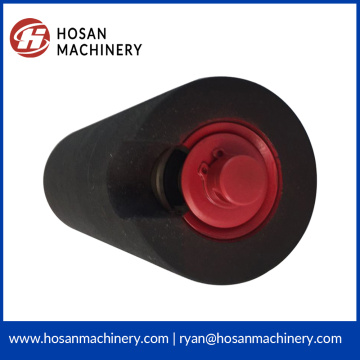 Composite Material conveyor roller hdpe idler roller