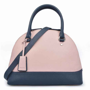 Doctor Bag Frame Leather Bag Marry Poppins Bag