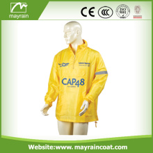 Warm Waterproof PVC Outdoor Jacket