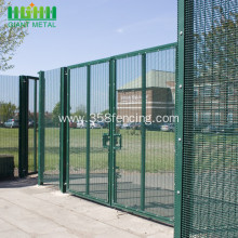 Powder Coated Anti Climb 358 Mesh Fence