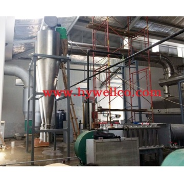 Coffee Creamer Fluid Bed Drying Machine