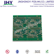 Supplier for pcb prototype service Double Sided PCB UL Green FR4 1oz supply to Netherlands Manufacturer