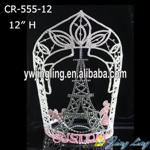 Fashion Tower Christmas Pageant Crowns