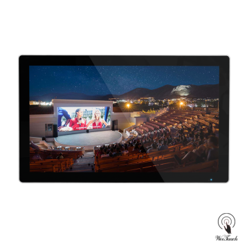 43 Inches Digital Poster Platform For Cinema