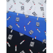 Interest Polyester Bubble Chiffon Printing Fabric