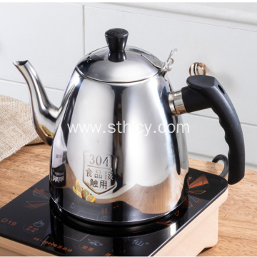 Domestic Stainless Steel Quick Fire Kettle