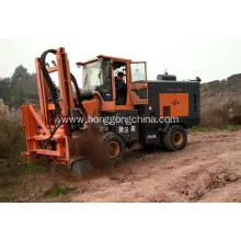 Road Security Equipment Installation Machine