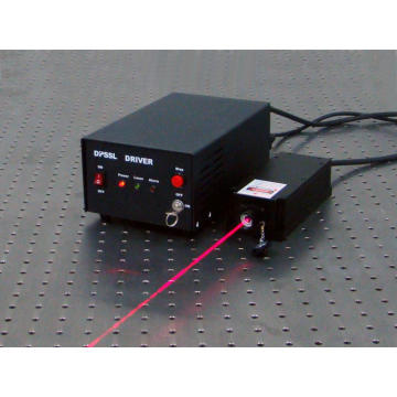671nm Single Longtitude Red Laser