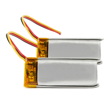 3.7V 180Mah 402030 Li-polymer battery For Smart Watch