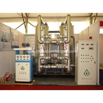 Aluminum Coolers for CNG Station Dehydration Device