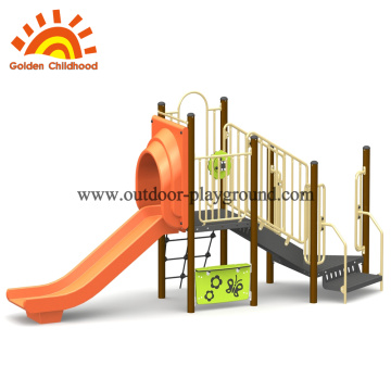 Single Outdoor Playground Equipment For Children