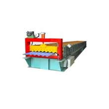 Corrugated Steel Metal Roof Wall Panel Making Machine