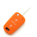 Hyundai VERNA embossed silicon car key case cover