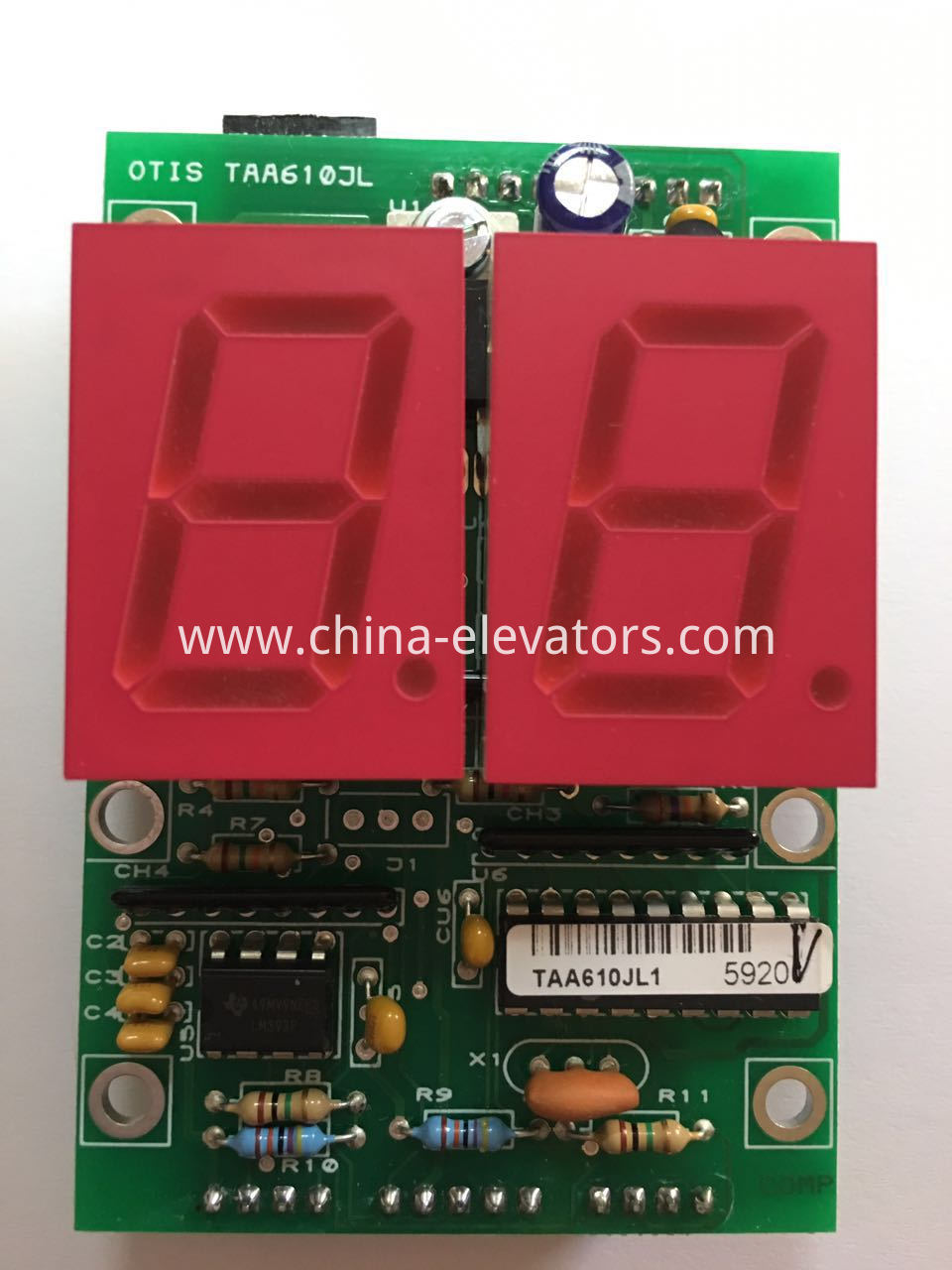 Indicator | Display for OTIS Elevators, TAA610JL1