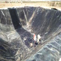 Earthwork Geotechnical Impermeable HDPE Geomembrane 1.5mm