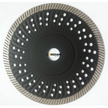 Best Quality for China Diamond Saw Blades, Turbo Blade 200mm Sinter Tubo Blade for Granite supply to Uzbekistan Manufacturer