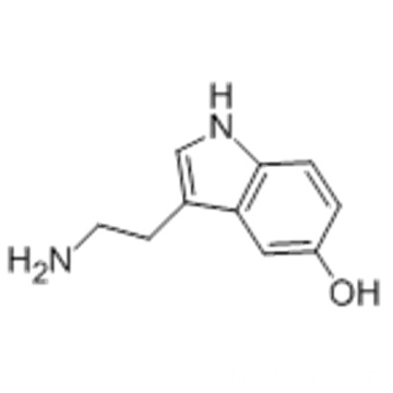 5-Hydroxytryptamine CAS 50-67-9