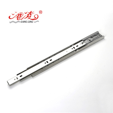 Exquisite Furniture 45mm Drawer Slide Hardware 400MM