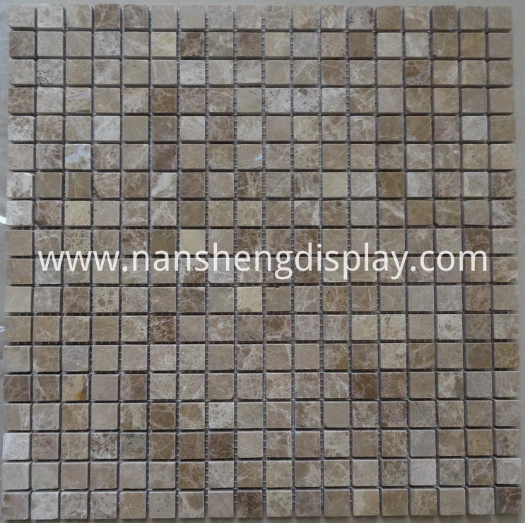 Colorful Stone Mosaic